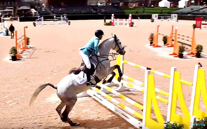 Weekend Getaway To Tryon International Equestrian Center