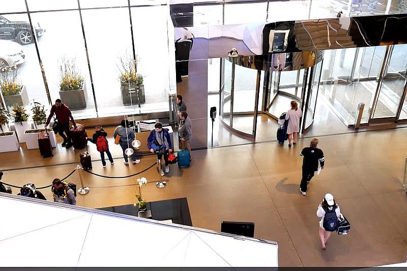 Radisson Blu, Mall of America, Bloomington, Minnesota