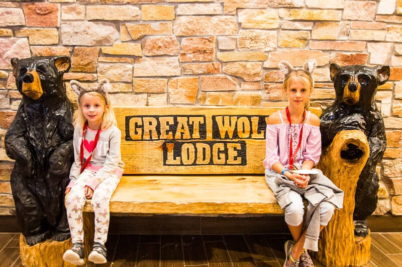 Great Wolf Lodge, Minnesota