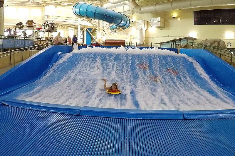 Wave Rider, Great Wolf Lodge, Minnesota