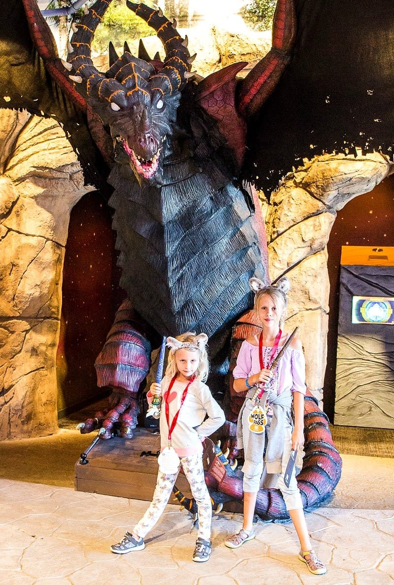 MagiQuest at Great Wolf Lodge, Minnesota
