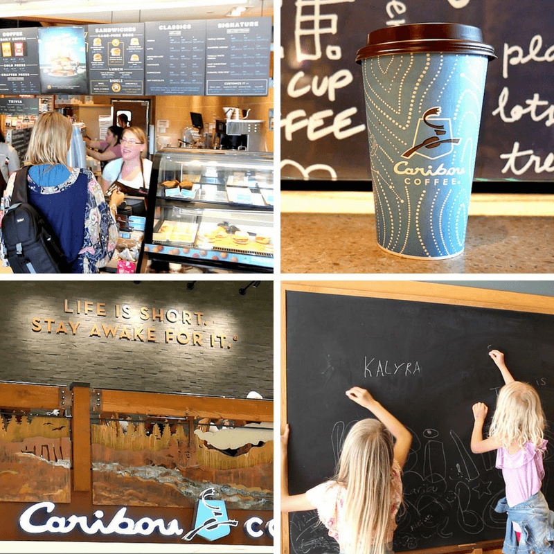 Caribou Coffee, Mall of America