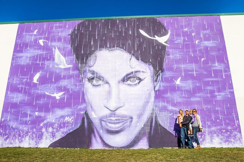 Purple Reign: Celebrating Creativity on a Prince Tour and Paisley Park