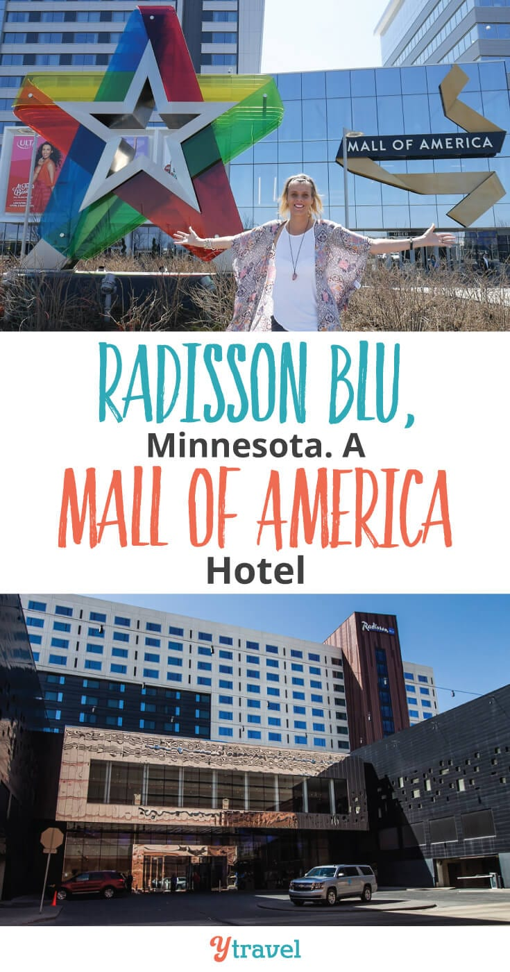 Planning a trip to Mall of America? Why not stay on site at the Radisson Blu, MOA. It's one of only two hotels attached to Mall of America in Bloomington, Minnesota and offers many benefits. Click inside to learn more!