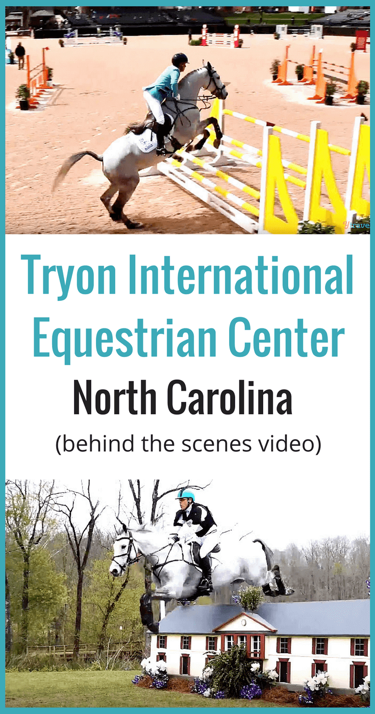 The Tryon International Equestrian Center in North Carolina is the host of the FEI World Equestrian Games in September 2018. Watch all the fun you can have at this center.
