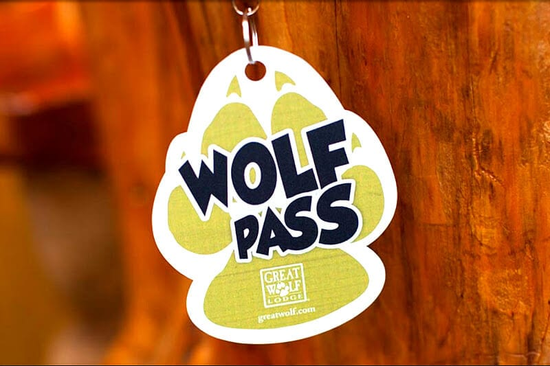 Grab the Wolf Pass for discounts at Great Wolf Lodge