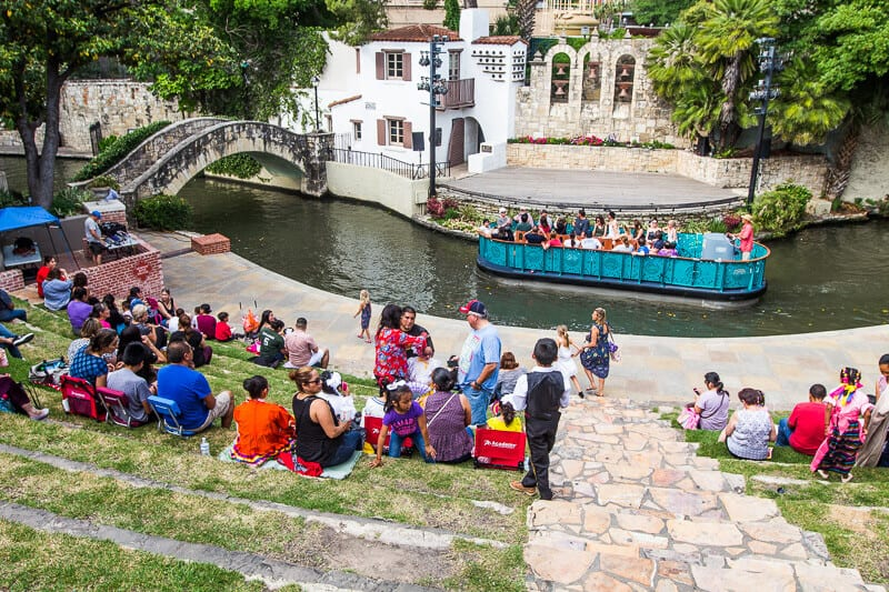 Arneson River Theater san antonio river walk Texas