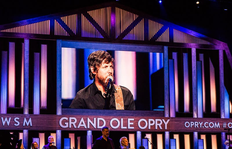 Chris Janson Grand Ole Opry