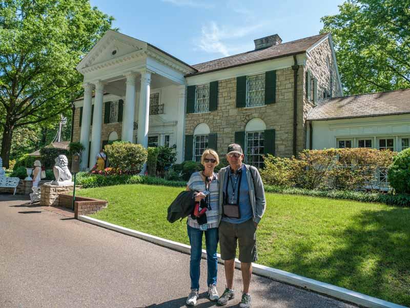 Elvis Presley House Graceland Memphis Tennessee