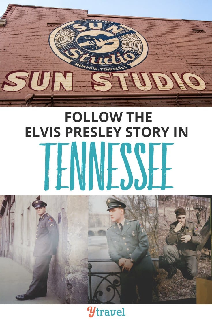 Follow the Elvis Presley story in Tennessee. Visit Graceland in Memphis, including the Graceland mansion and museums, Sun Studios in Memphis and STudio B in Tennessee will give you greater insight into Elvis the man and musician. I love following the Elivs trail in Tennessee and I know you will too. He was an amazing man. Click to read more.
