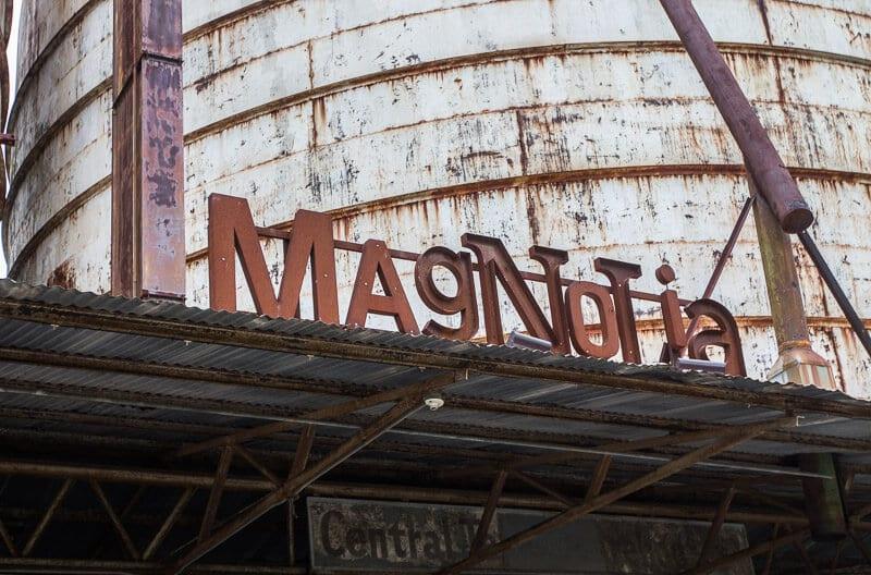 Magnolia Markets silos waco texas