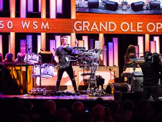 Rascal Flatts Grand Ole Opry (1)