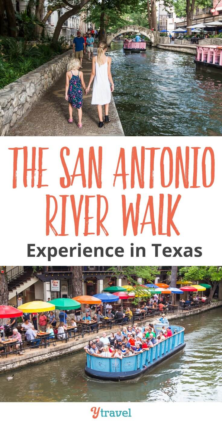 The San Antonio River Walk in Texas is one of the best things to do in San Antonio with kids. You can walk or bike the 15 mile path or take a boat cruise around the downtown reach section. Whatever you choose, you will love the serenity of the River Walk in San Antonio. Don't miss the Alamo as well