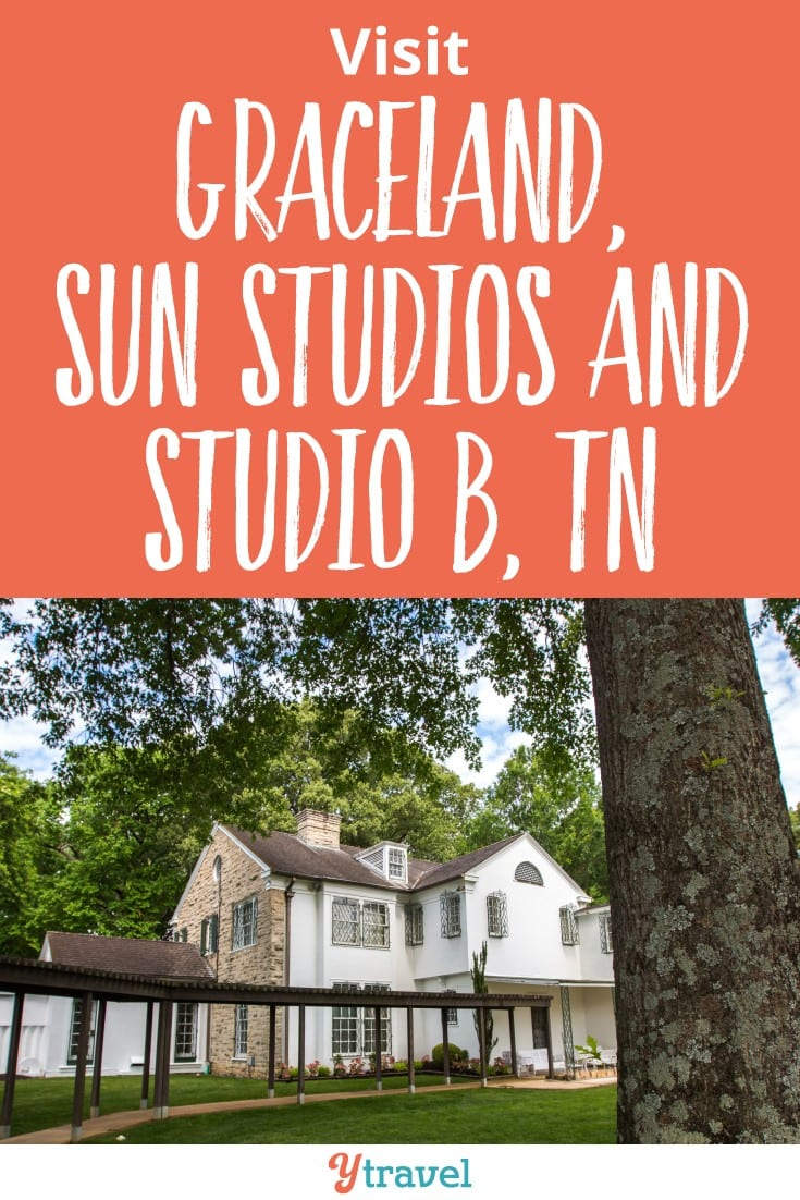 Visit Graceland and Sun Studios in Memphis Tennessee and Studio B in Nashville Tennessee to learn more about Elvis Presley. There are so many great Elvis Presly tours to help you learn more about this great man who transformed so many people's lives and popular culture in the USA. Click to read more