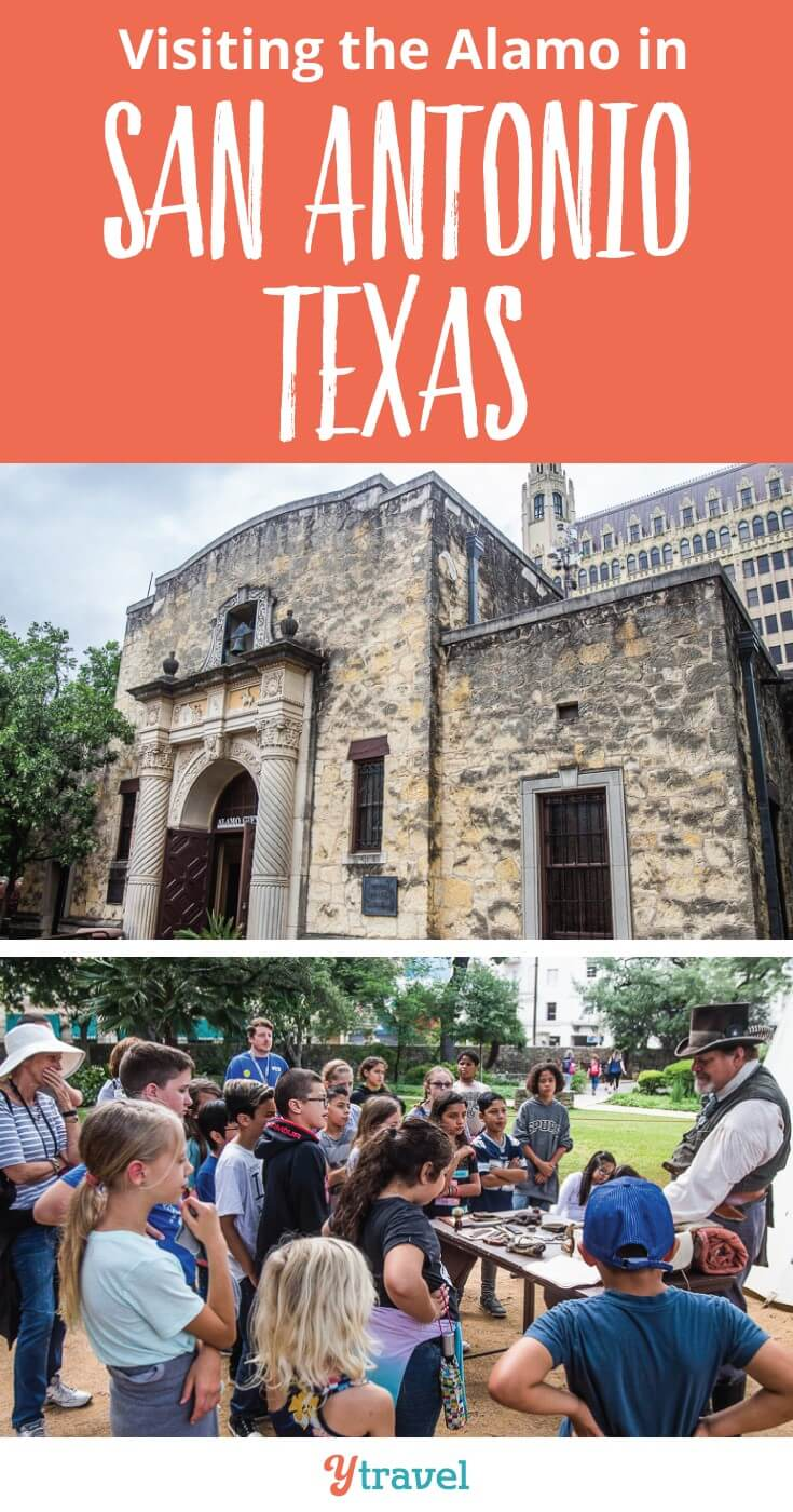 Visiting the Alamo San Antonio Texas. It's one of the best things to do in San Antonio. We visited on our USA road trip to help fulfil my Dad's dream of visiting the Alamo. See what the experience is like.