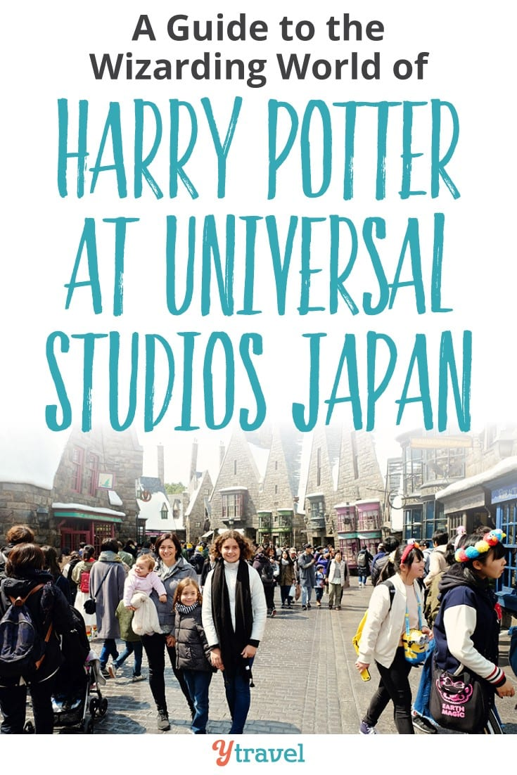 A guide to the Wizarding World of Harry Potter at Universal Studios in Japan. Are you planning a fun day immersing yourself in the world of Harry Potter and Hogwarts. Allow us to help you have the best time when you visit Japan with your kids.