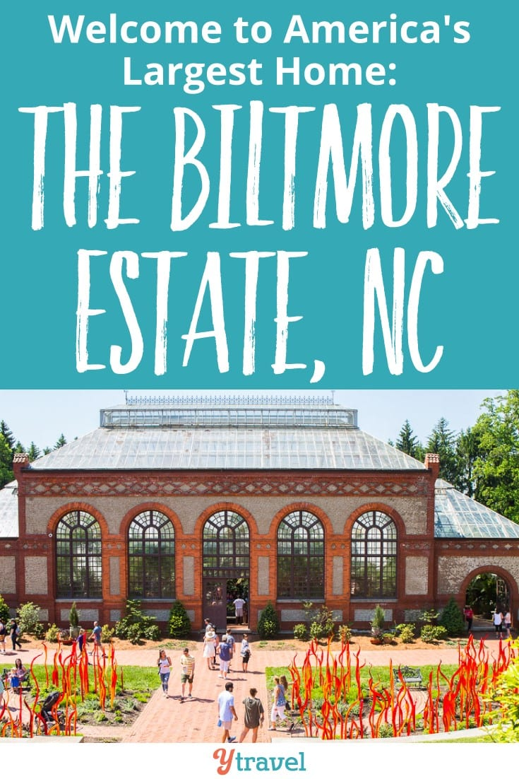 Welcome to the Biltmore Estate America's largest private home. Here's our guide and tips on visiting the Biltmore House, Biltmore Estate and Gardens in Asheville North Carolina. It's a fantastic place in the US to visit with kids. Click to read more