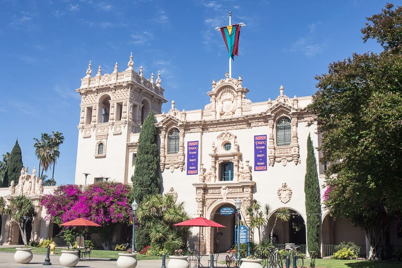 Balboa Park, San Diego, California - one of the best things to do in California with kids!