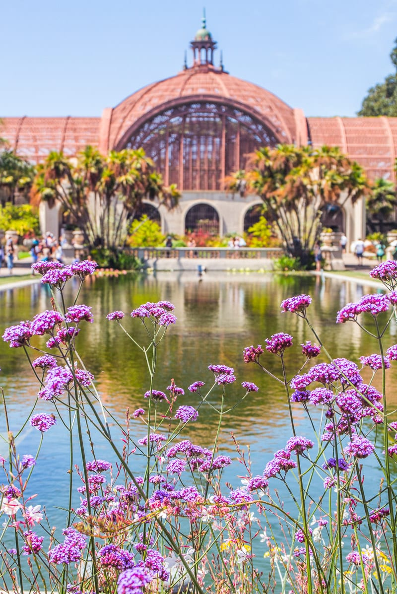 The Botanical Building, Balboa Park, San Diego, California