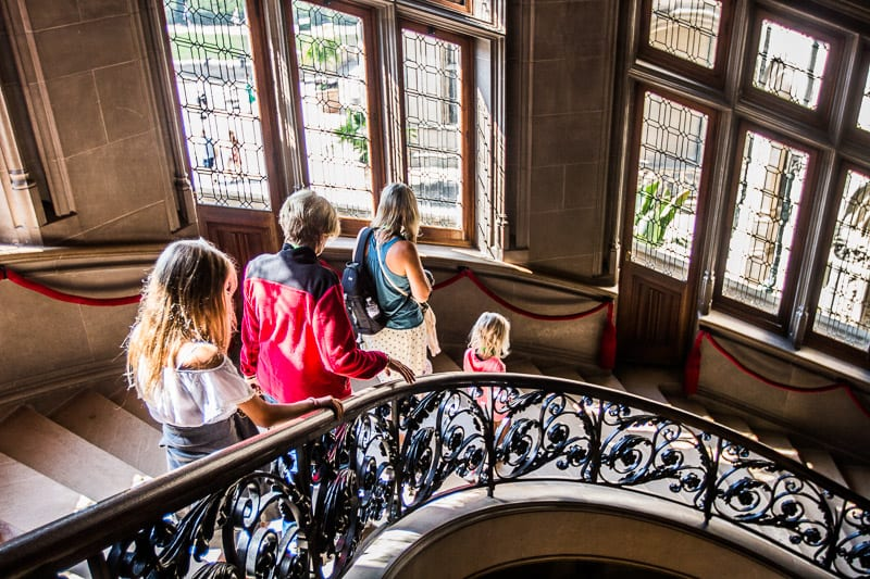 Tips for visiting the Biltmore House Asheville NC