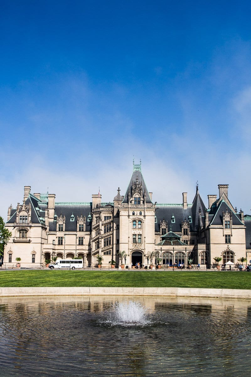 Biltmore House in Asheville, North Carolina