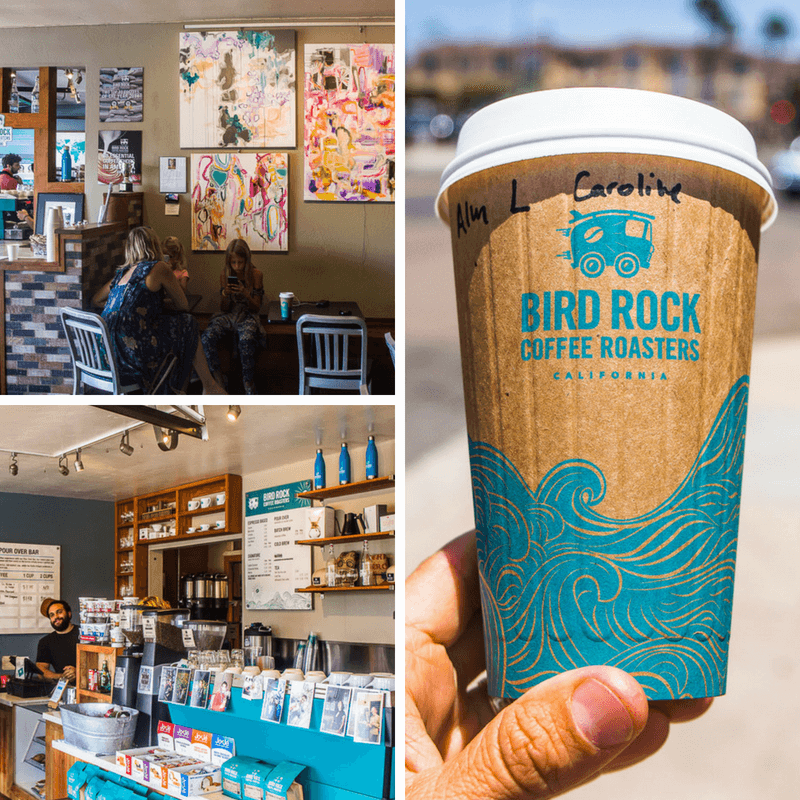 Bird Rock Coffee Roasters, San Diego
