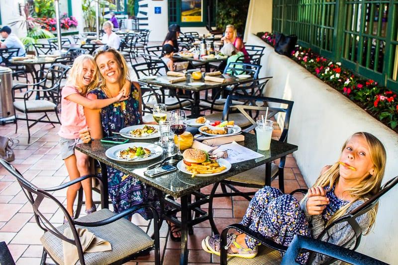 Café Bahia Restaurant, San Diego