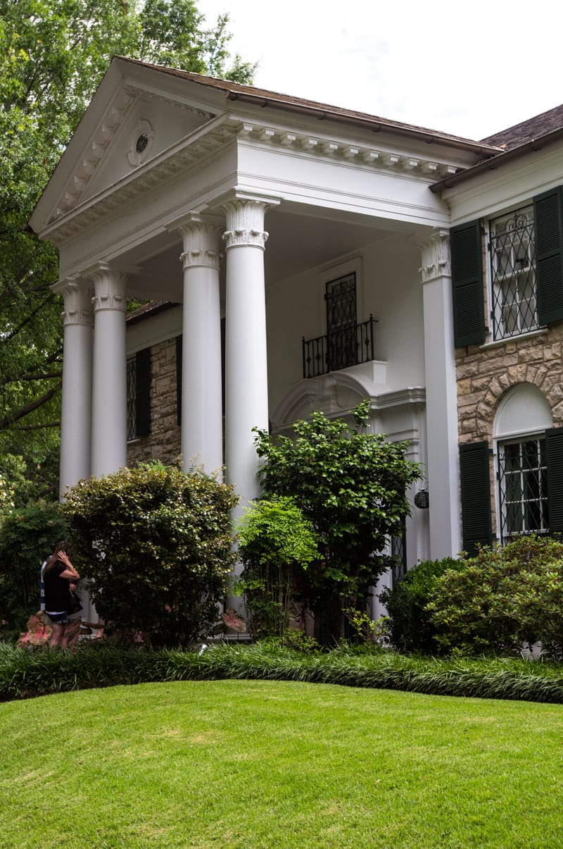Graceland, Memphis, Tennessee. Take a tour inside the home of Elvis Presley.