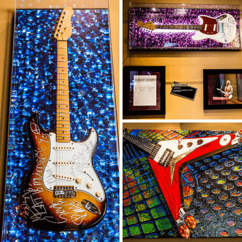 Hard Rock Cafe, Mall of America