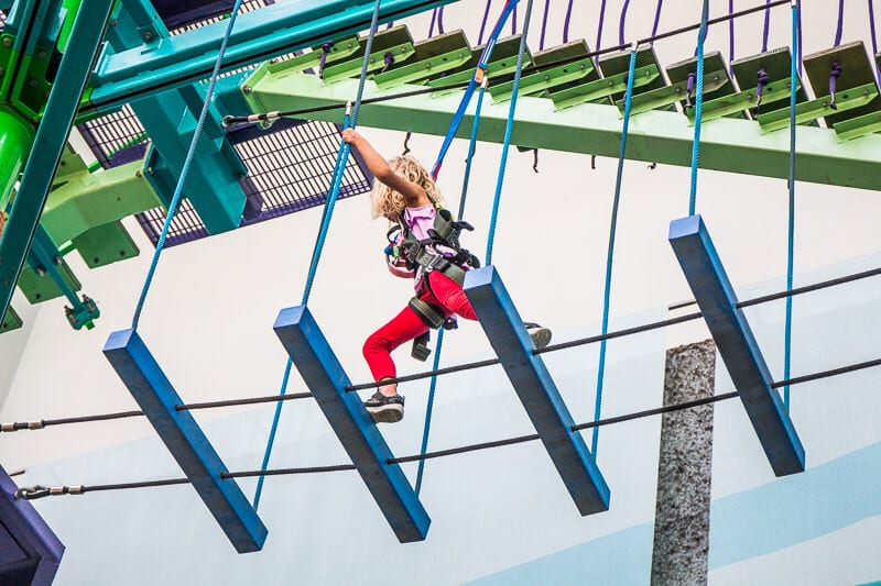 Dutchman's Deck Adventure Course, Mall of America