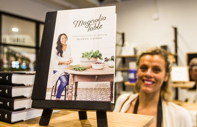 magnolia cookbook Joanna Gaines