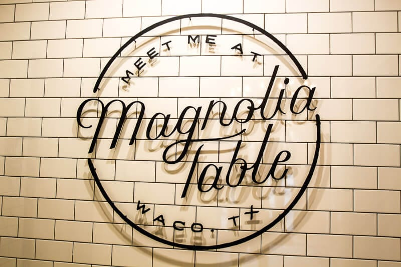 Magnolia Table, Waco, Texas