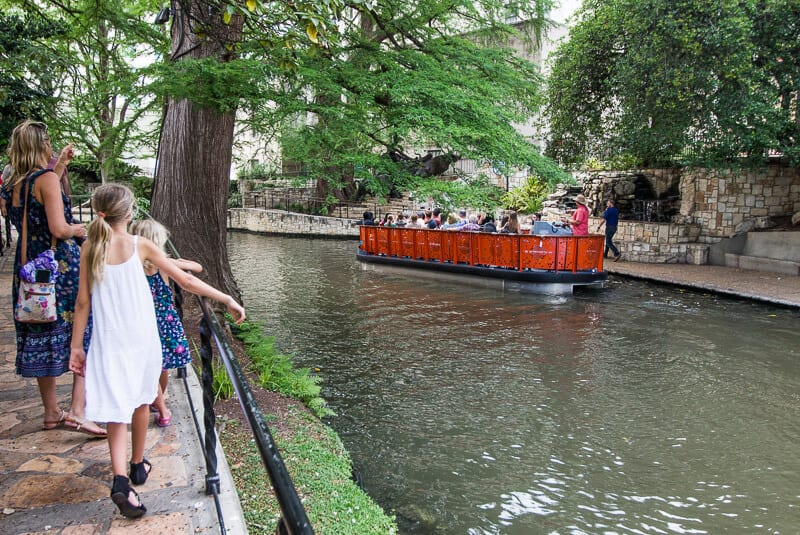 Things to do San Antonio River Walk