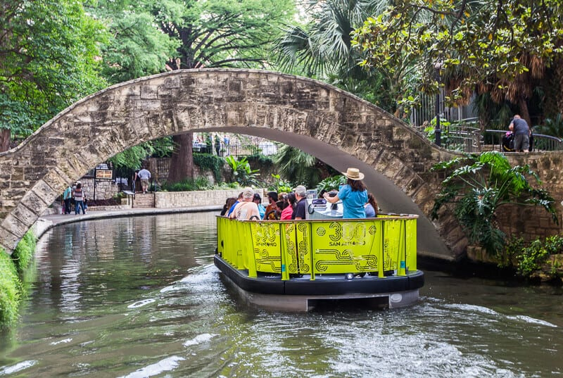 Things to do San Antonio River Walk Texas