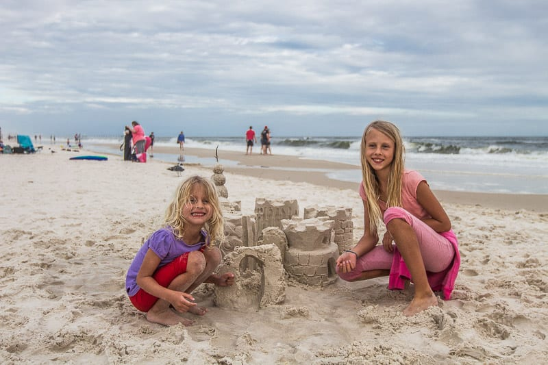 Sand Castle University, Gulf Shores, Alabama