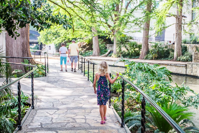 things to do in San Antonio River Walk with kids