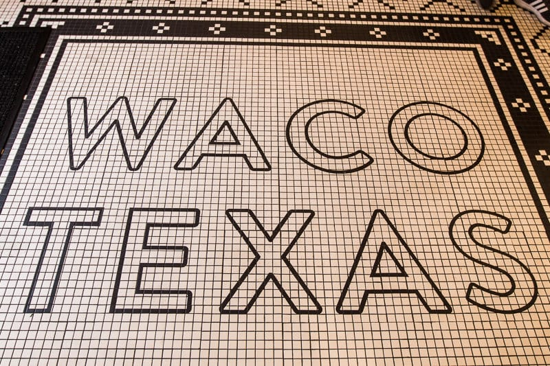 things to do in Waco Tx