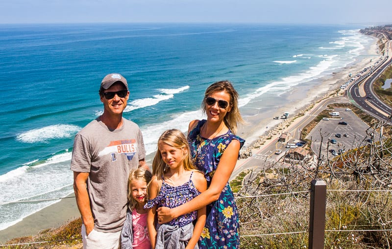 Torrey Pines State Natural Reserve, San Diego, California