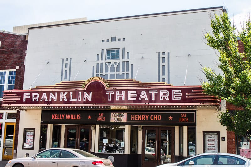 Franklin Theater TN