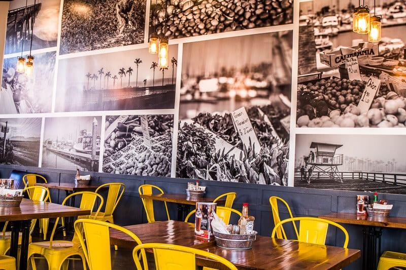 Fresh & Fabulous Café, Oxnard