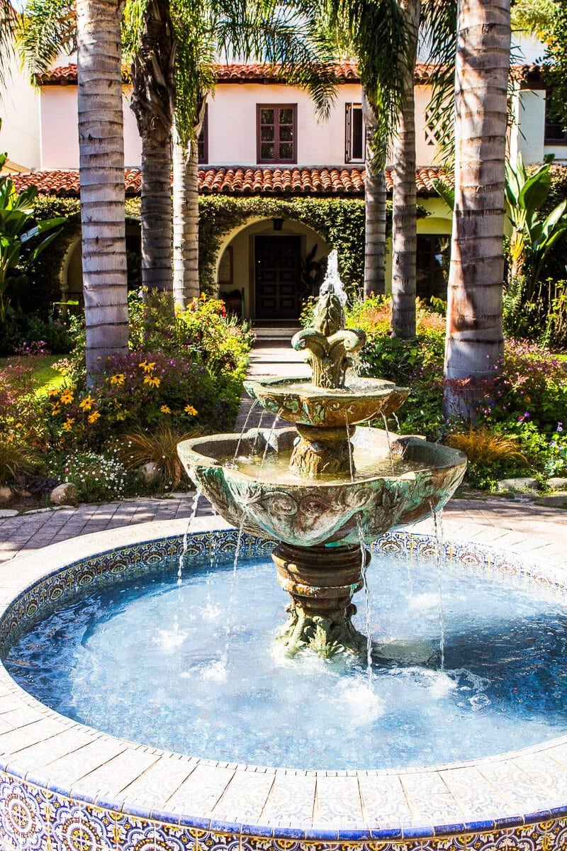 San Buenaventura Mission, Ventura, California