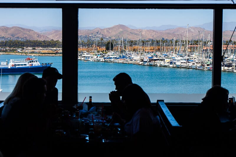 Brophy Bros Restaurant, Ventura, California