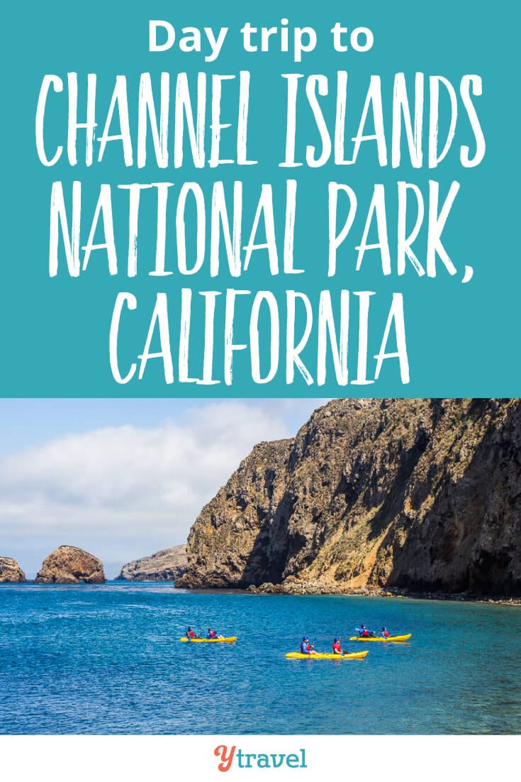 How to visit Channel Islands National Park in California. The least visit National Park in the U.S. but one of the most amazing. Get tips on how to get there, what to take, and things to see and do!
