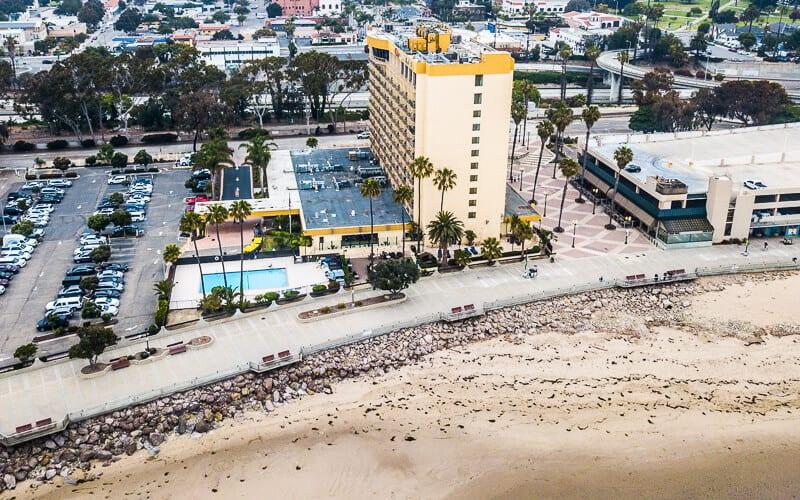 Crowne Plaza Ventura Beach Hotel, Ventura, California