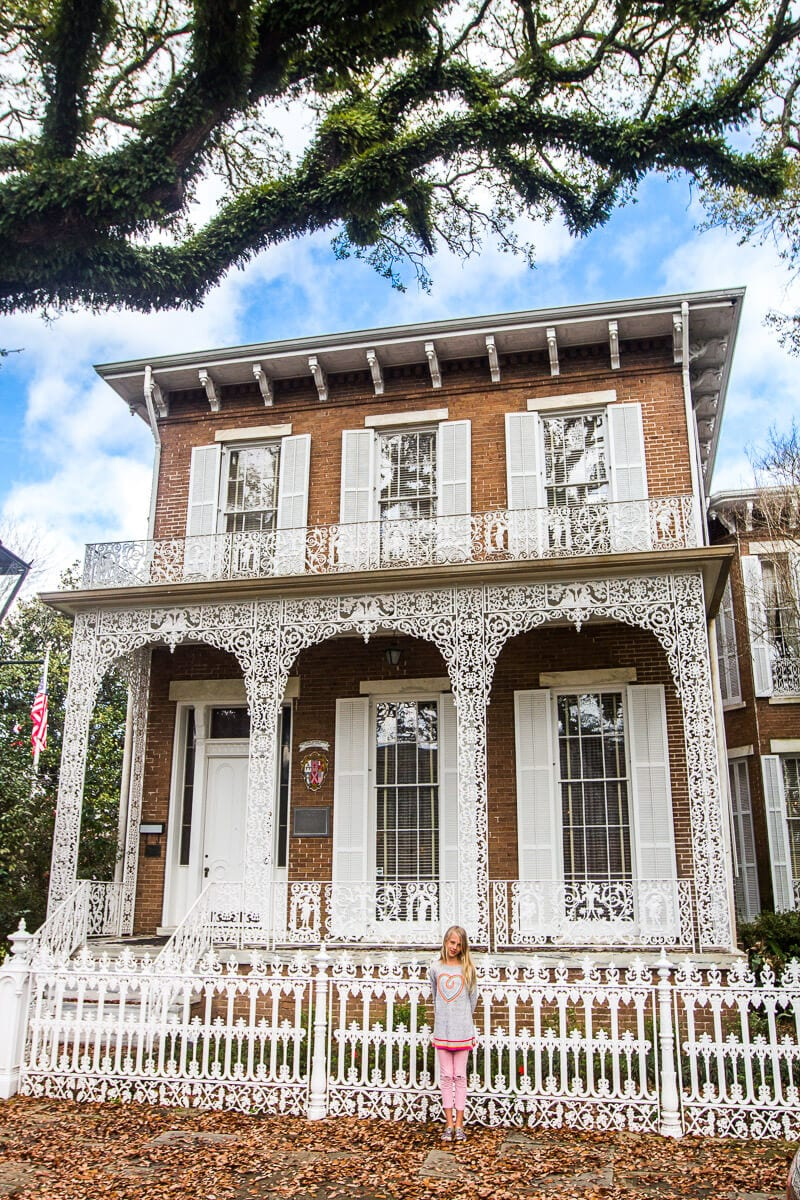 Explore the The Richards DAR House Museum in Mobile, Alabama