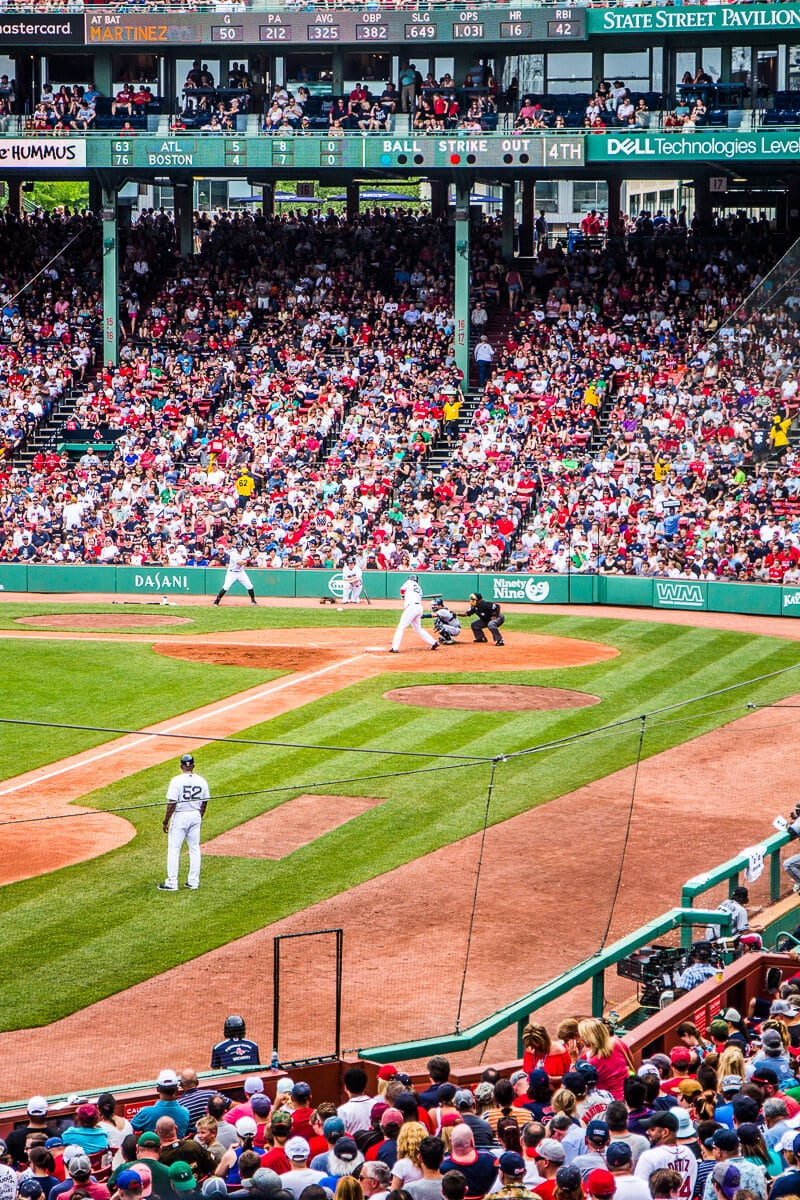 Is a Boston Red Sox baseball game at Fenway Park on your bucket list? Click inside to learn all about it with tips on getting there, getting tickets, where to eat, where to stay and much more!