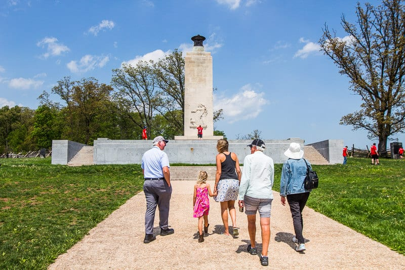 Gettysburg Battlefields tour guided audio tour