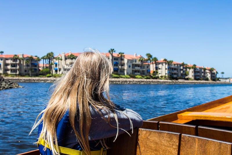 Gondola Paradiso in Ventura, California