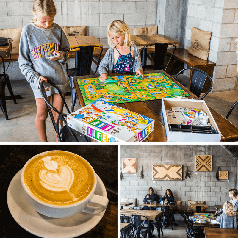 Harvest Café, Ventura, California