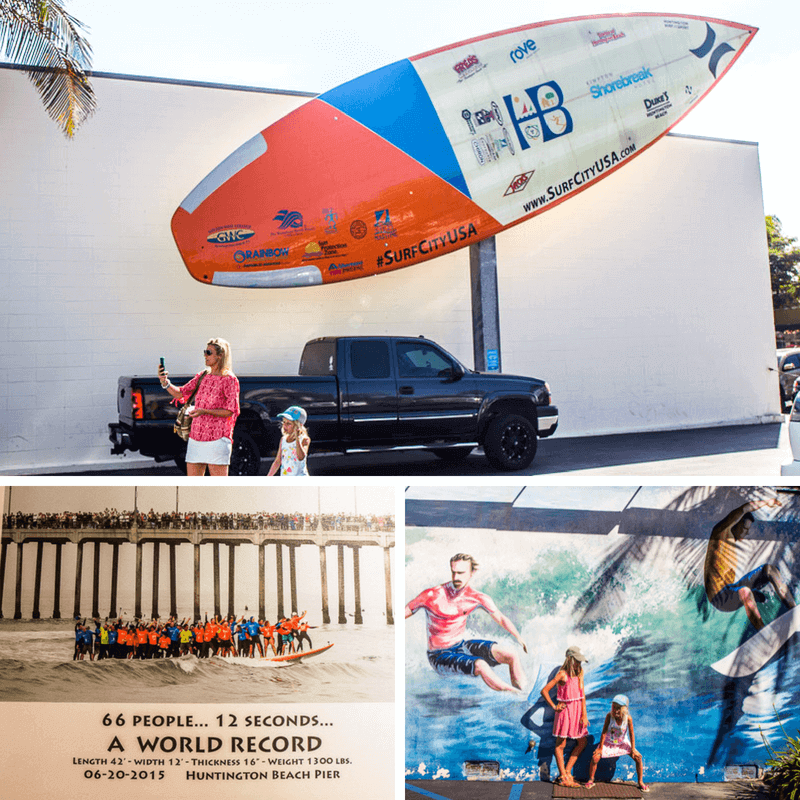 International Surfing Museum - Huntington Beach, California